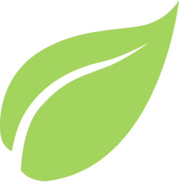 Green Leaf Icon indicates that this event is targeting a reduced environmental impact