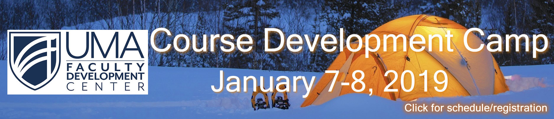 Course Development Camp January 2019